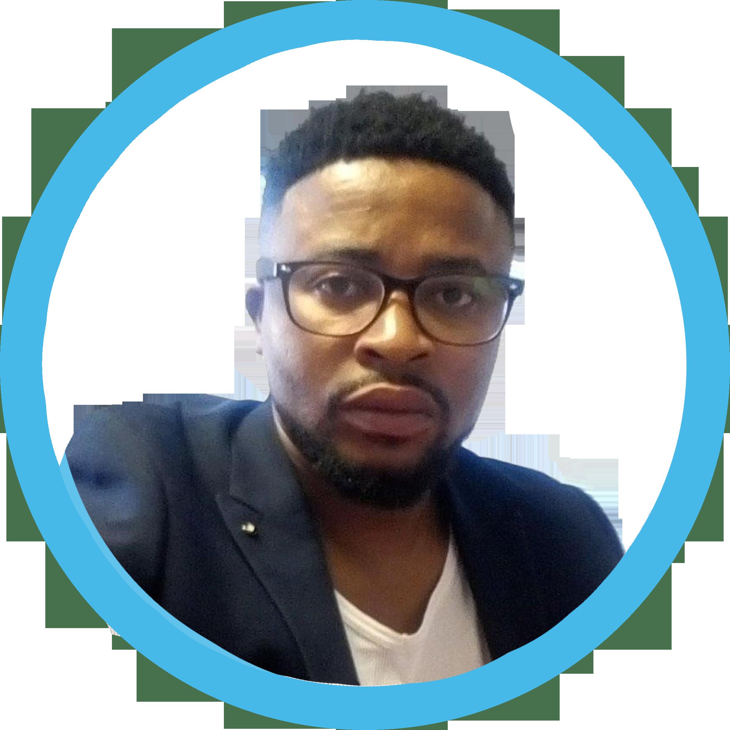 Caiphus Mthombeni  - Administrator and Sales